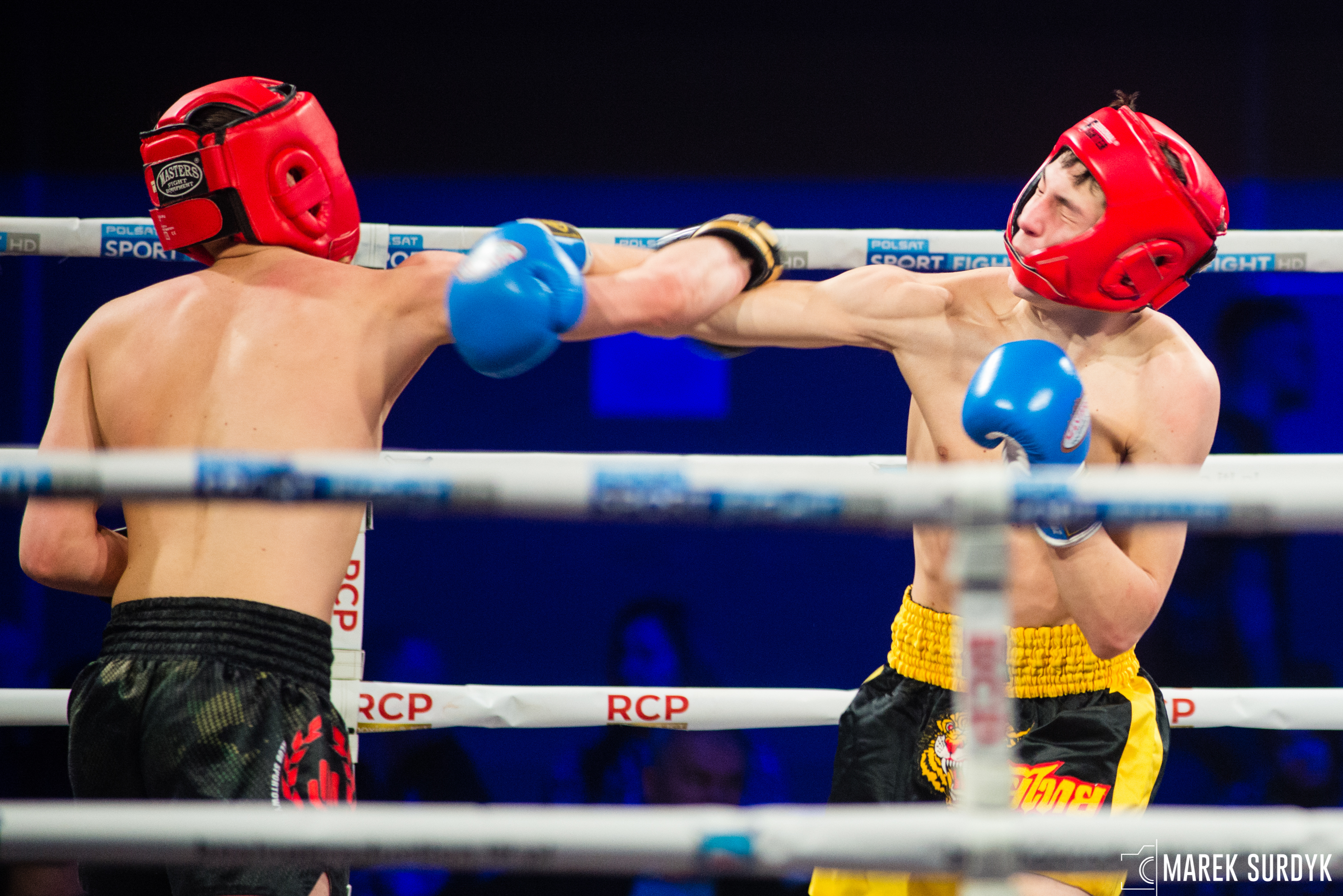 Boxing Production RCP3